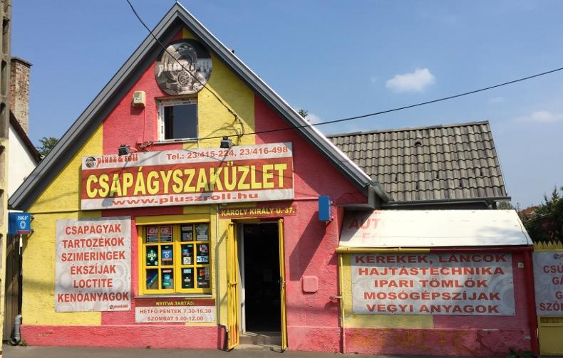 2040 Budaörs, Károly Király út. 37.